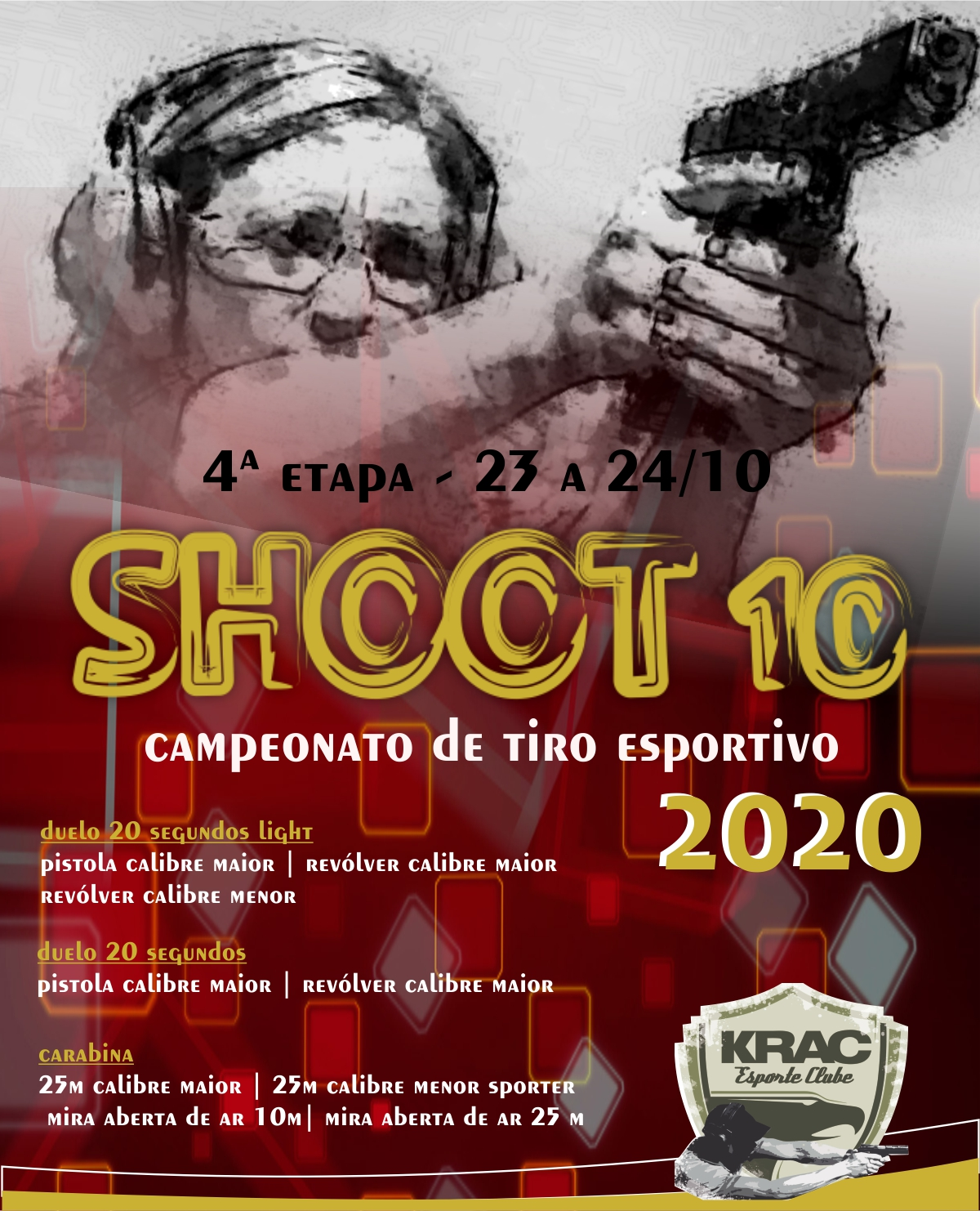 Krac_2020_Shoot 10_4ª Etapa_Flyer zap