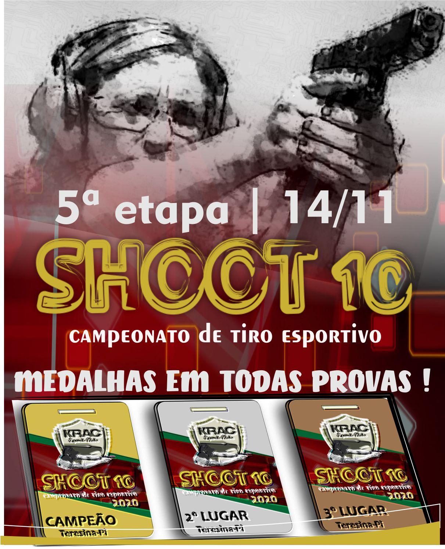Krac_2020_Shoot 10_5ª Etapa_Flyer zap